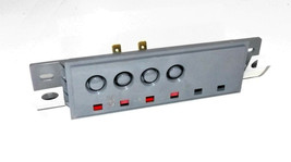 Frigidaire Dishwasher : 4-Button Selector Switch (154466001) {P4123} - $35.32