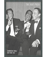 The Rat Pack Poster 24x36 Frank Sinatra Dean Martin Sammy Davis Jr. 61x9... - $75.00