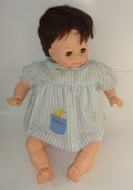 "Vtg 1965 Vogue Toddler Baby Doll 23"" tall Soft Body Baby Doll (Working C... - $29.40"