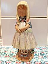 Lladro 4951 Little Girl W/ Scarf 01014951 New - $473.22