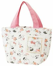 *Hello Kitty Sanrio with skater lunch bag Cooler lunch bag mini pocket 3... - $25.53