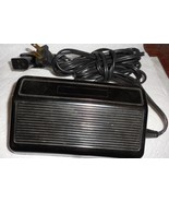 Singer 7110 Free Arm Foot Pedal #988274-062 w/3 Hole Harness & Male Plug Works - $20.00