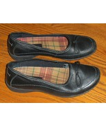 Eastland Women's Shoes 8.5 Black Oxfords with Bow - $14.99