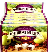 Liberty Orchards Northwest Delights Fruit & Nut Confections 12 oz ( Pack... - $89.09