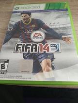 MicroSoft XBox 360 FIFA Soccer 14 image 1
