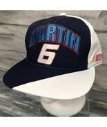 Mark Martin #6 Hat NASCAR Ball Cap Valvoline Racing Vintage NEW NOS - $23.76