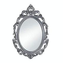 Accent Plus Silver Royal Crown Oval Mirror - $42.92
