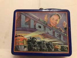 "Lionel Train mini Lunchbox 8""x 6"" - $9.89"