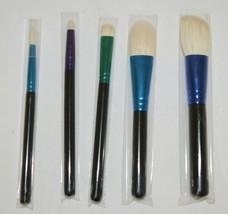 MAC(r) Enchanted Eve Brush Kit 5 Brushes Plus Carry Bag image 2