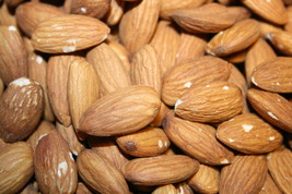 5 Pounds Whole Raw California Almonds Bulk Box 5lbs!! - $39.53