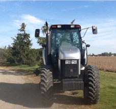 2002 Agco White 8410 For Sale in Ottawa, Ohio 45875 image 3