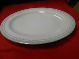"Beautiful Royal Doulton China Berkshire Made In England Large Platter 13""x10"" - $26.05"