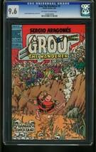 GROO THE WANDERER #2-CGC GRADED 9.6-SERGIO ARAGONES 9.6 1039018009 - $90.94