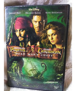 Pirates of the Caribbean: Dead Man's Chest DVD, 2006 All Inserts Johnny ... - $7.00