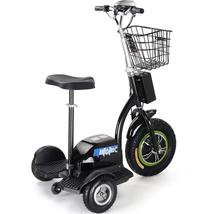 MotoTec Electric Trike 48v 500w Personal Transporter 3 Wheel Scooter up to 22MPH image 8