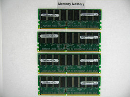A6834A 4GB 4X1GB Approved PC2100 Memory for HP Integrity rx2600 rx2620 5670