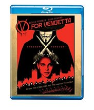 V for Vendetta [Blu-ray] (2005) New