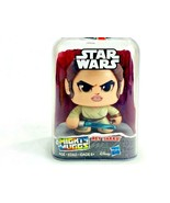 Star Wars Mighty Muggs By Hasbro Disney REY(Jakku) #5 NIB - $18.80