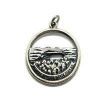 Vintage 925 Sterling Silver Natural Bridge State Park Kentucky Charm - $22.76