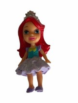 "Disney Princess Mini Toddler Doll Little Mermaid Ariel 3"" Figure Jakks P... - $9.89"