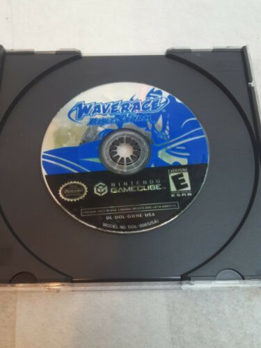 Primary image for Wave Race: Blue Storm (Nintendo GameCube, 2001) Disc Only