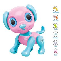 Electronic Pet Toy, Smart Robot Dog ~ Interactive Puppy Toys for Age 3 4... - $26.32