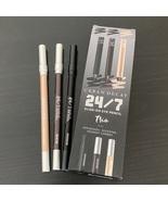 3 Urban Decay 24/7 Glide-On Eye Pencils: Perversion, Rockstar, Midnight Cowboy - $39.00