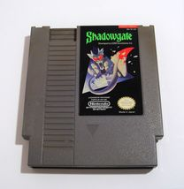 SHADOWGATE (Nintendo Entertainment System, 1989) NES - $8.95