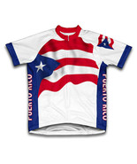 PUERTO RICO FLAG Countries Flag Cycling BIKE Jersey Shirt Tricot Maillot - $29.00