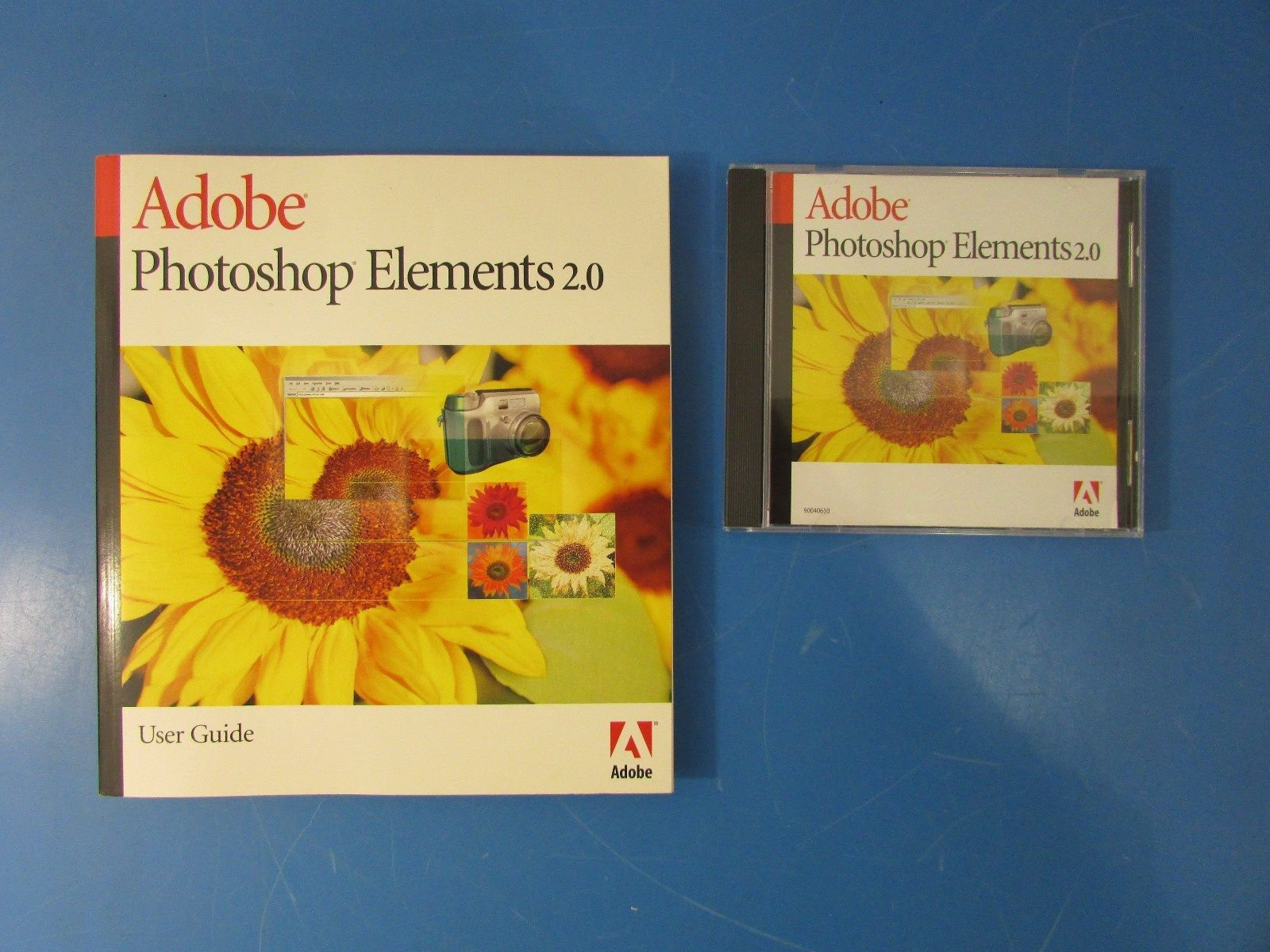adobe 49230201 photoshop elements 2 0 user and 50 similar items rh bonanza com Adobe Acrobat Adobe Lightroom