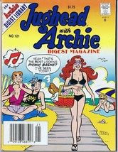 ORIGINAL Vintage 1994 Jughead with Archie Digest #121 GGA Swimsuit Cover - $18.55