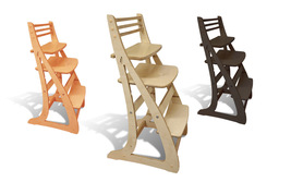 Adjustable Chair for Children and Adults + ladder (70 cm) - Step Stool C... - $200.00