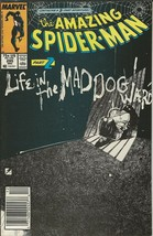 Amazing Spiderman #295 ORIGINAL Vintage 1987 Marvel Comics Mad Dog Ward - $14.84