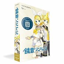 CRYPTON KAGAMINE RIN LEN V4X English Bundle Vocaloid 4 DVD Software Win Mac - $179.95