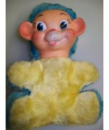Vintage Vinyl Faced Wind up Plush Monkey Bear Mouse - $69.25