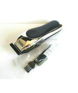 Wahl Deluxe chrome pro mini trimmer + oil + brush - $24.00