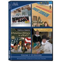 Winning Ideas Collection Vol. 1: U.S. History - $7.98