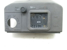 1981 Kawasaki KZ1100 KZ 1100 A Odometer and Cover Assembly 33k Miles Use... - $56.12
