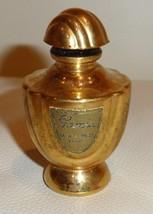VINTAGE GAMIN CARMEL MYERS PARIS EMPTY PERFUME BOTTLE - $79.00