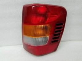 Passenger Right Tail Light New Fits 99-02 Jeep Grand Cherokee 87 - $68.81