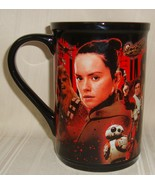 Star Wars The Rise Of Skywalker Black Mug By Disney Store - $9.89