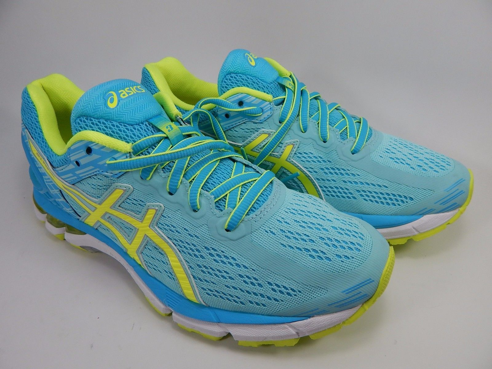 Asics Gel Pursue 3 Women's Running Shoes Size US 8.5 M (B) EU 40 Blue T6C5N
