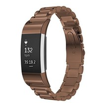 Fitbit Charge 2 Stainless Steel Replacement Accessory Bands Oitom Premiu... - $26.14