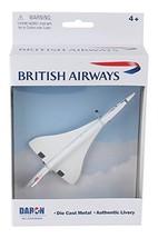 Daron British Airways Concorde Single Plane Toy - $16.50