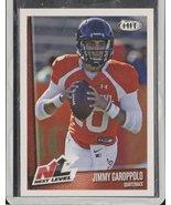 JIMMY GAROPPOLO 2014  SAGE HIT  R/C #60 - $3.00