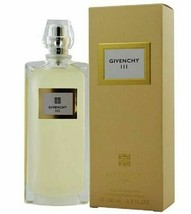 "Givenchy III "" NEW "" For Women  3.3 oz ~ 100 ml EDT Spray RARE - $99.99"