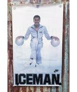 "1978 Vintage 20x34 George Gervin ""Iceman"" Nike Poster ORIGINAL  VERY RARE - $327.25"