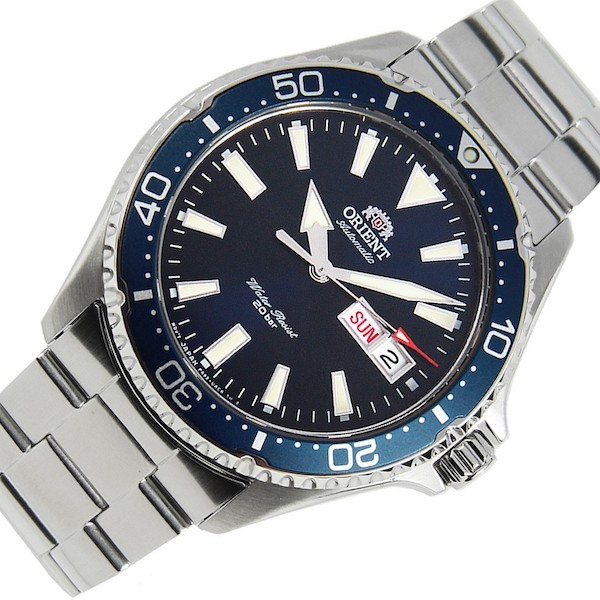 Primary image for Orient Kamasu RA-AA0002L DIVER Divers automatic men's watch Sapphire glass steel