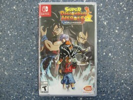 Nintendo Super Dragon Ball Heroes: World Mission - Nintendo Switch SEALED - $29.92