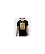 Shirt Punch Enter the turtle Black Size 2XL NEW - $15.84
